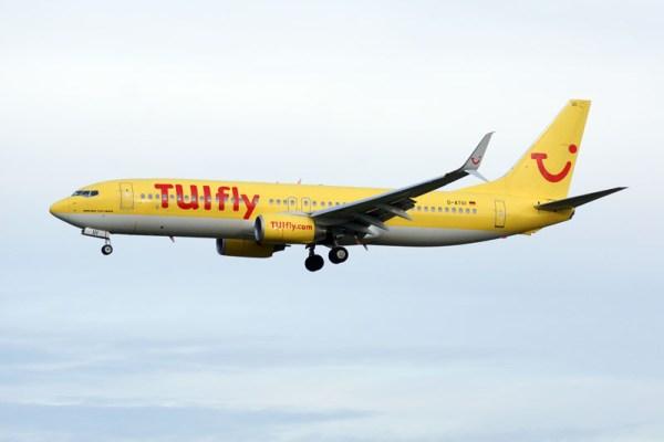 TUIfly Boeing 737-800 (© O. Pritzkow)