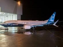 Roll-out der ersten 737 MAX am 8.12.2015 (© Boeing)