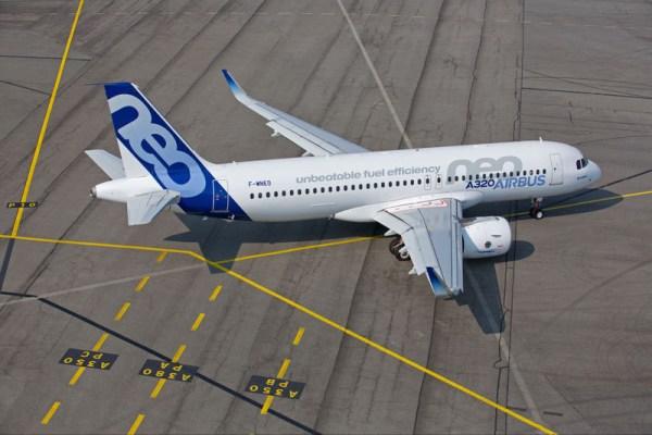 Airbus A320neo (© Airbus; Ramadier)