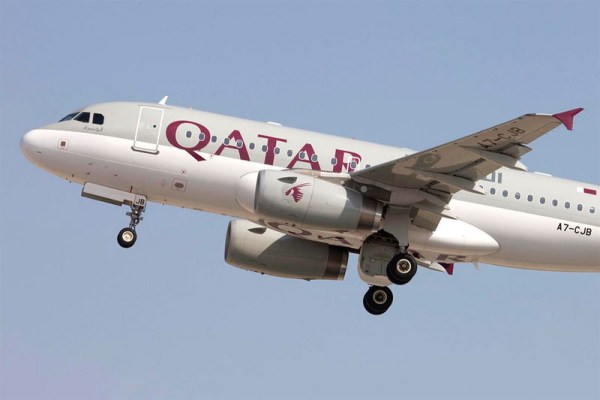 Airbus A319CJ (© Qatar Airways)