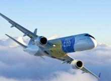 Embraer 195-E2 (© Embraer)