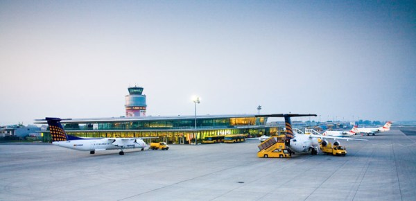 Flughafen Graz (© Krug Graz Airport)