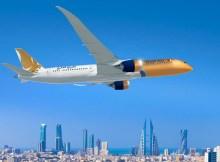 Boeing 787-9 in den Farben der Gulf Air (© Boeing)