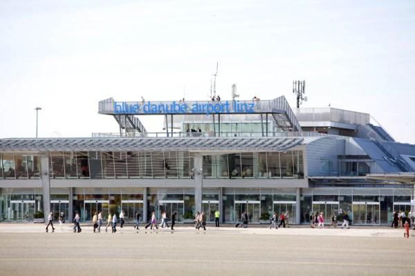 Blue Danube Airport Linz (© Linz Airport)
