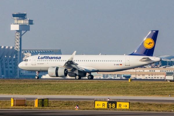 Lufthansa Airbus A320neo (© Lufthansa)