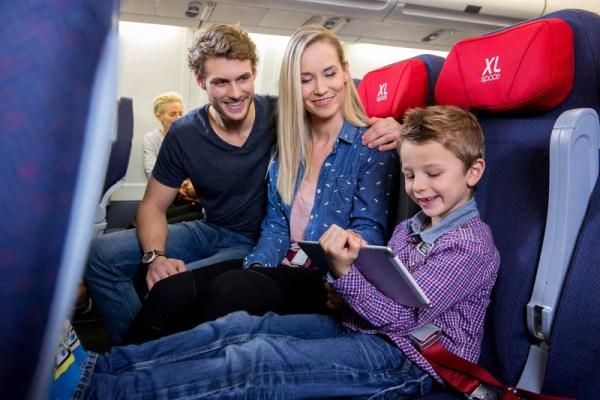 XL Seats im Airbus A330 (© Air Berlin)