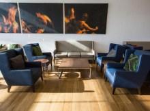 BA First Lounge im T5 London-Hethrow (© BA)