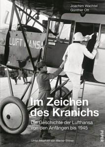 Im Zeichen des Kranichs (© Lufthansa)