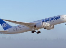 Boeing 787-8 der Air Europa (© Boeing)