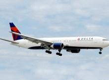 Delta Boeing 767-300ER (© Delta)