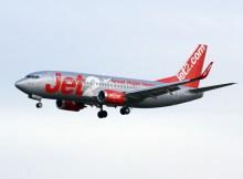 Boeing 737-300(WL) der Jet2.com (© O. Pritzkow)