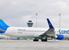 Condor Boeing 767-300ER in München