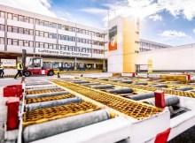 Lufthansa Cargo Cool Center in Frankfurt (© LH Cargo)