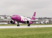 WOW Air Airbus A320neo (© WOW Air)
