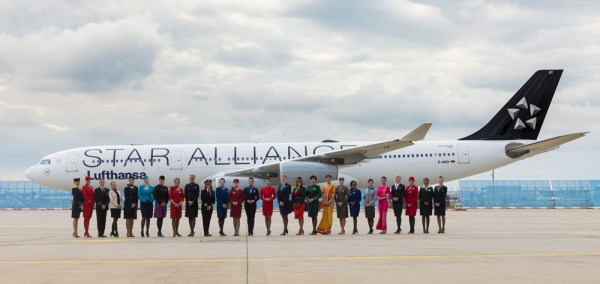 20 Jahre Star Alliance