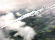 Überschall-Flugzeug der Zukunft (© Cranfield University/DLR)