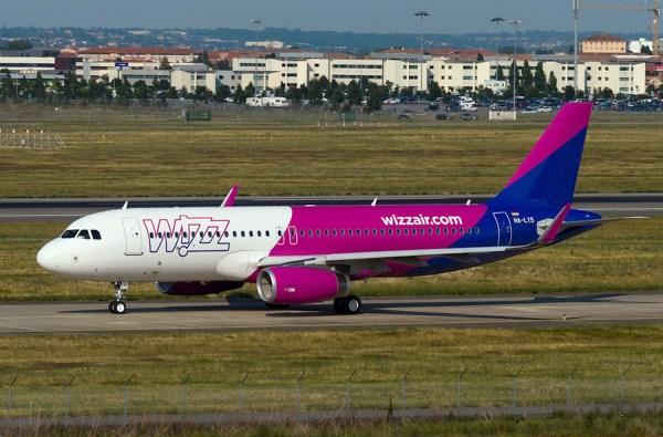 Wizz Air Airbus A320 (Foto: Gyrostat CC-BY SA 4.0)