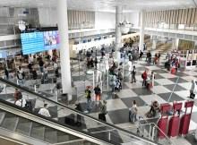 München Terminal 1 (Foto: A.T. Friedel, FMG)