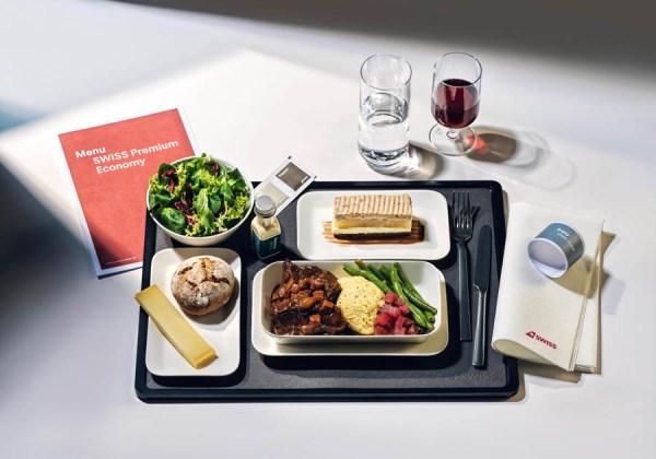Neue Premieum Economy bei Swiss (Foto: Swiss)