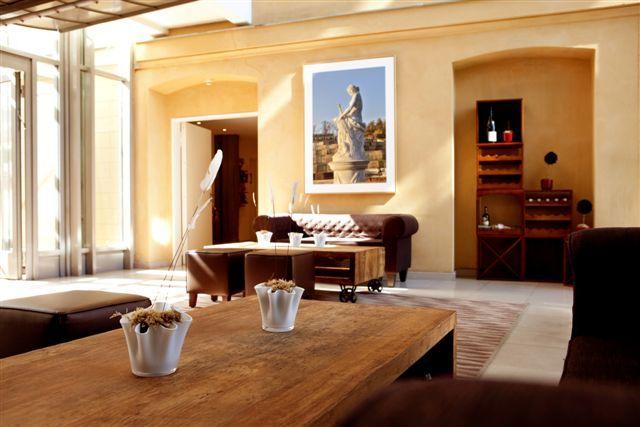 A Hotellobby klein