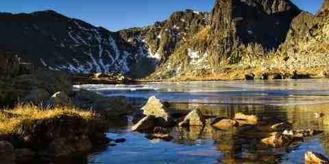 Retezat Wilderness