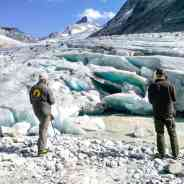 Rapid loss of World Heritage glaciers
