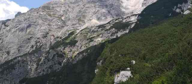 Exploring potential Wilderness in Triglav National Park