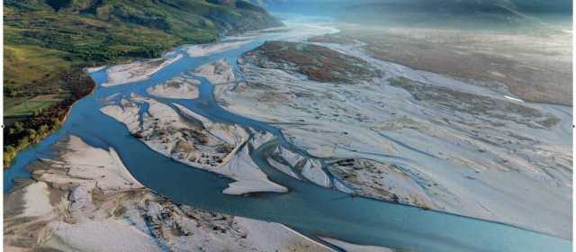 Vjosa National Park: Victory over hydropower on the doorstep