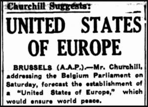 Europa-Churchill