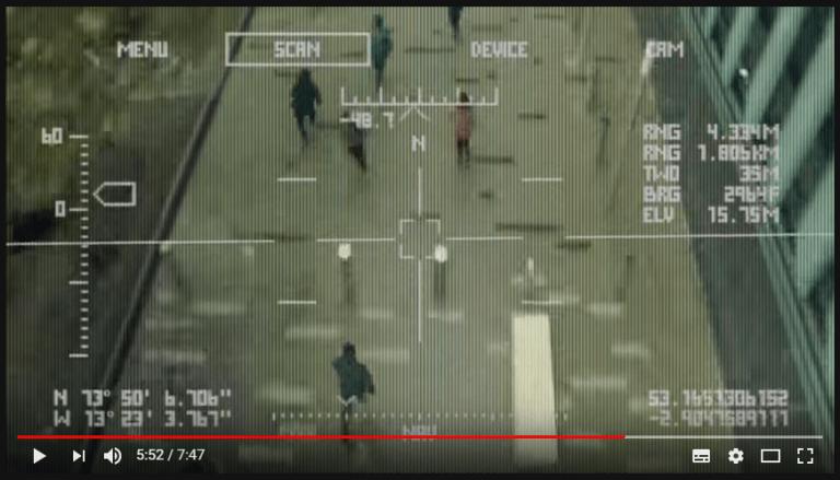 Drohnen Killerdrohnen Display3