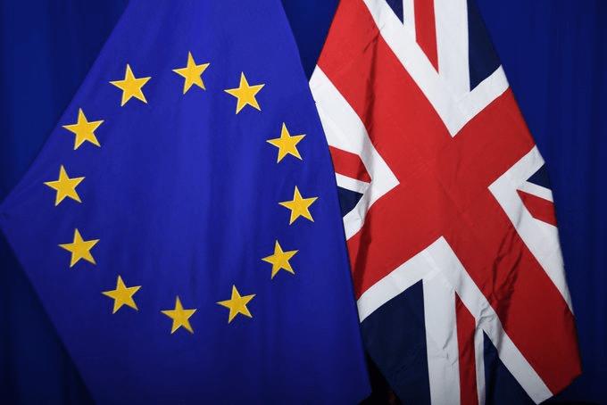 Flaggen Europa Großbritannien