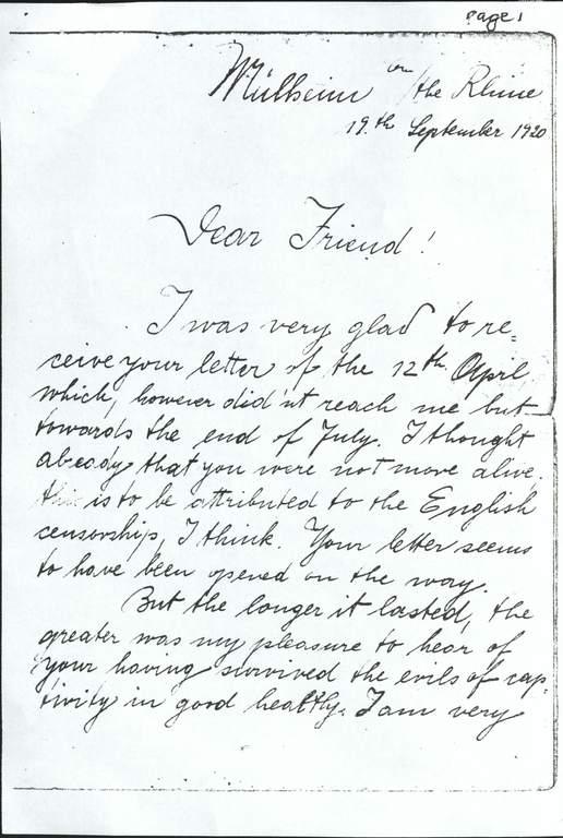 Image Result For Cover Letter German