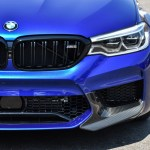 2018 Marina Bay Blue F90 M5 Bmw M Performance Bmw Performance Parts Services