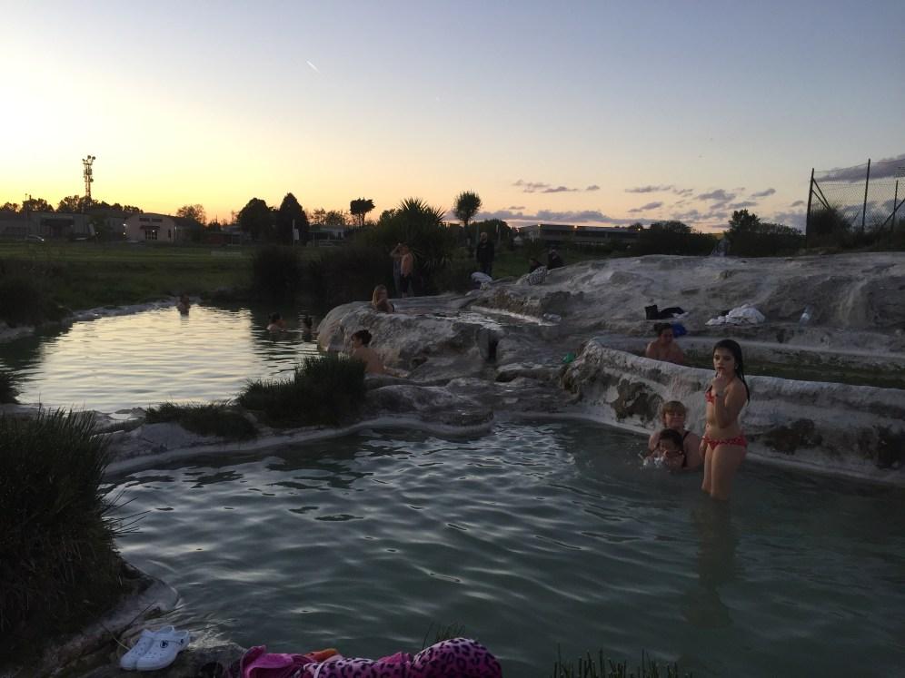 #hotsulfursprings #camperadventures #ItalianRVing #CamperInternational #CamperLife #viterbo #piscinecarletti