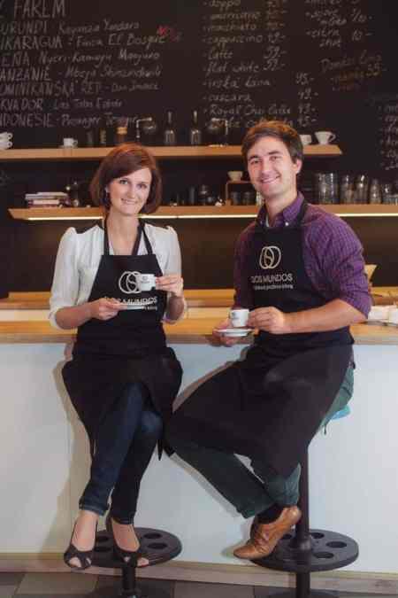 Photo - Dos Mundos Coffee Roasters
