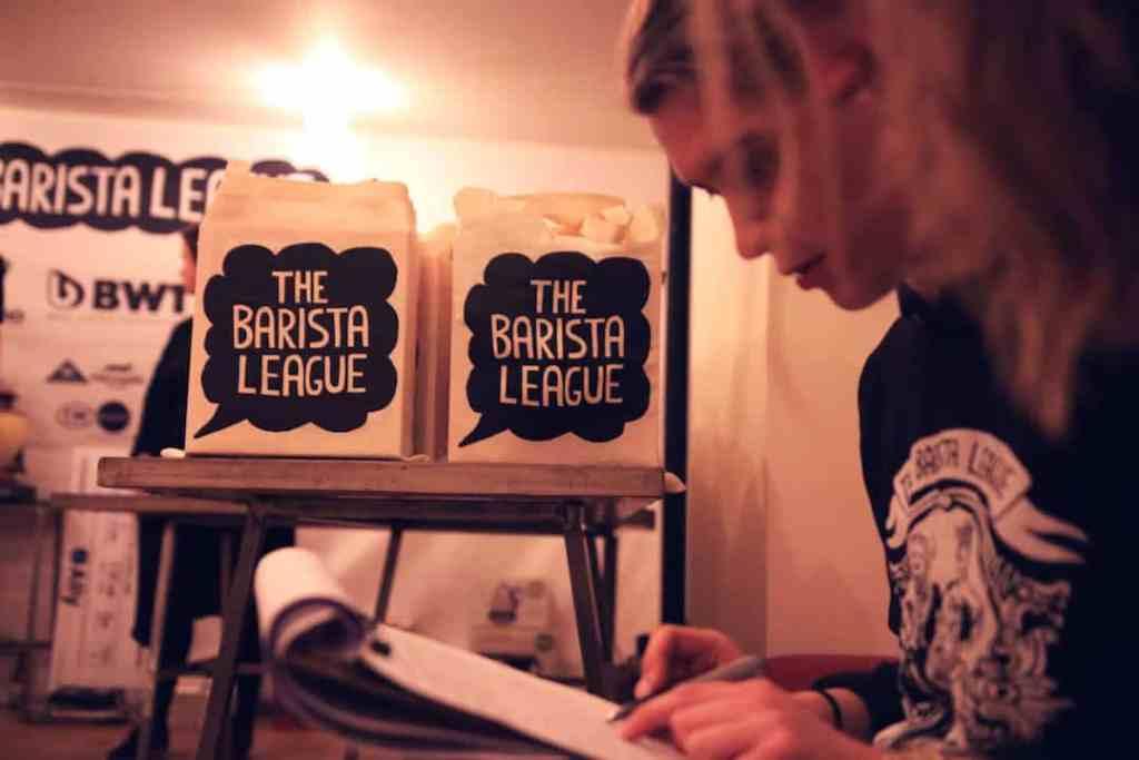 The Barista League