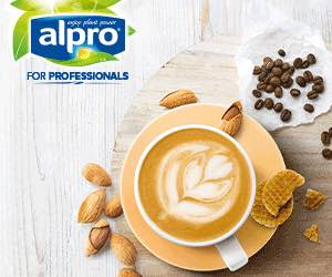 Alpro x European Coffee Trip