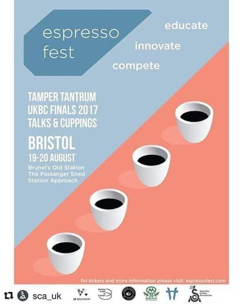 Espressofest UKBC