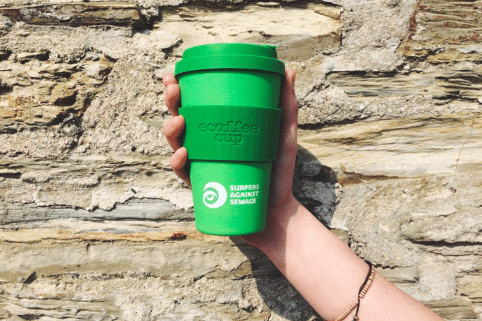 Sustainable Takeaway Coffee Cup