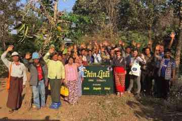 Myanmar Nat Coffee