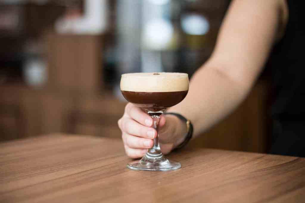 Coffee cocktails: Espresso Martini