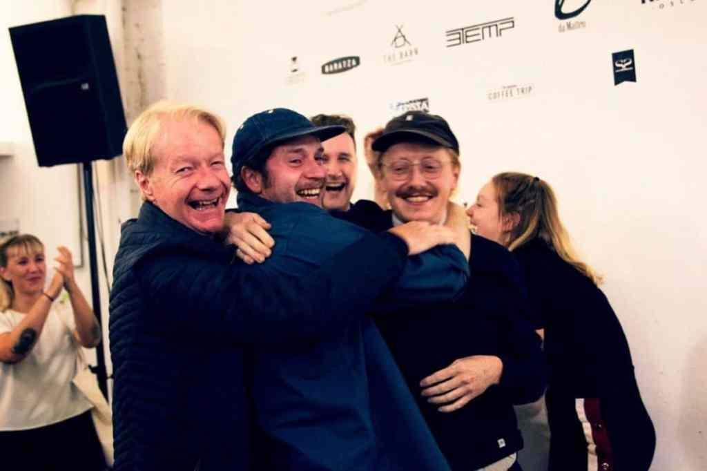 The Barista League Berlin winners