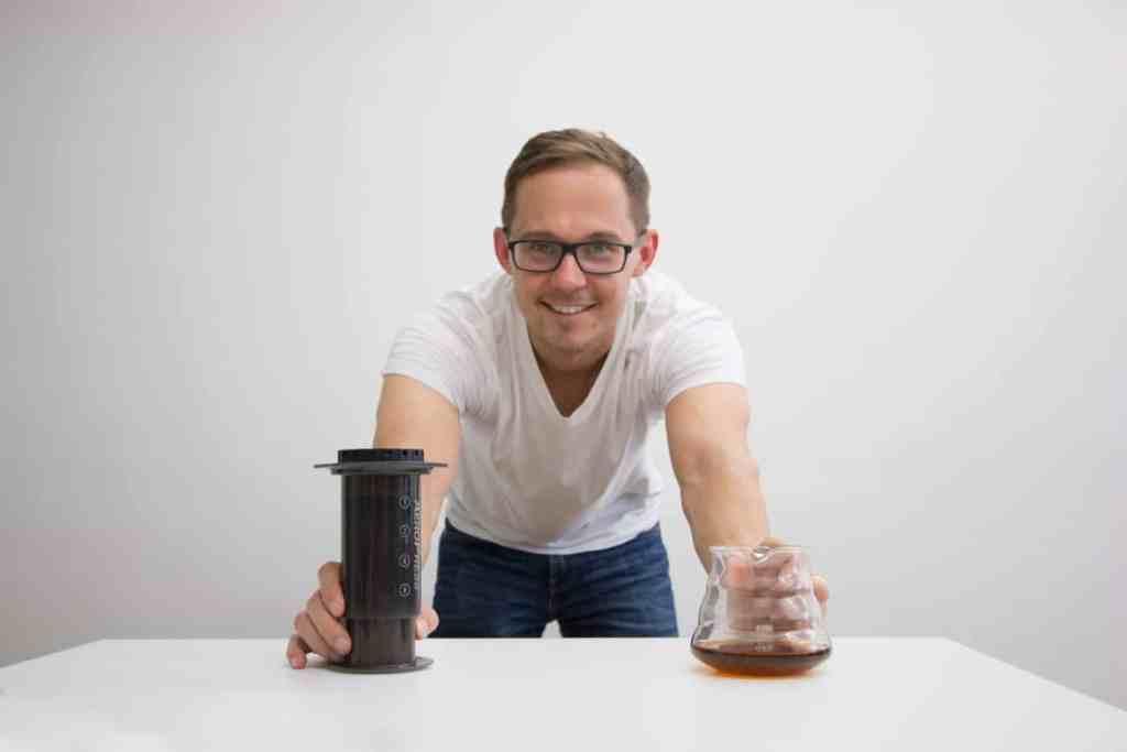 AeroPress Coffee Maker - Christmas Gift Tip #01