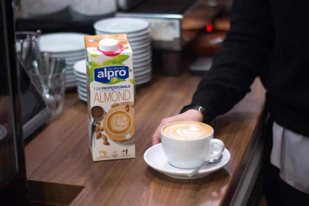 Almond Milk For Professionals