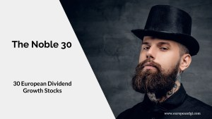 Read more about the article 30 real European Dividend Aristocrats in 2021