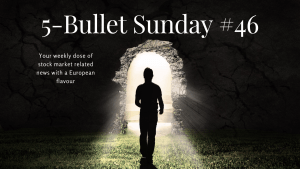 Read more about the article 5-Bullet Sunday #46