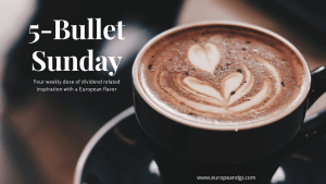 Read more about the article 5 Bullet Sunday #48