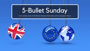 Read more about the article 5-Bullet Sunday #59