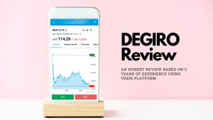 Read more about the article DEGIRO Review 2021 – An honest review | 5 years experience