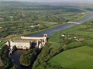 Less than a fraction of a percent of glass eels entering the Shannon estuary will end up in the inefficient traps at Ardnacrusha